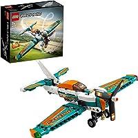 LEGO Technic Aereo da Competizione e Jet a Reazione, Kit di Costruzione 2 in 1 per Bambini, Idea Regalo, 42117