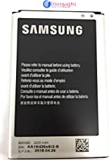 Ininsight solutions Brand Battery for Samsung Galaxy Note 3 B800BE with 3200 mAh (3 Months Warranty)