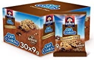 Quaker Oat Cookies with Chocolate Chips, 9 gm, 24+6 Pack