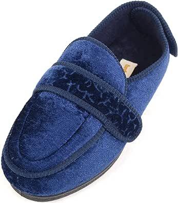 Snugrugs, pantofole ortopediche da donna, pantofole ampie fino alla caviglia