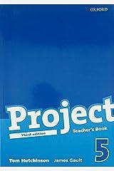 Project 5 Third Edition: Teacher's Book Paperback