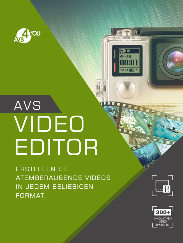 Avs Video Converter (AVS Video Editor - 2018 [Download])