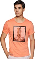 Newport Men's Striped Regular Fit T-Shirt