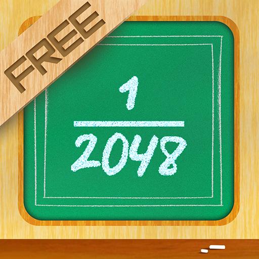 Fraction 1 : 2048 die mathematische Gleichung lösen Pension - kostenlos (Kluft Spiel)