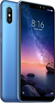 (Renewed) Redmi Note 6 Pro 64GB (Blue, 4GB RAM)
