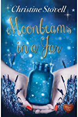 Moonbeams in a Jar (Choc Lit): A fabulous heart-warming romance that will warm your heart this winter! (Little Spitmarsh Book 3) Kindle Edition