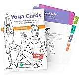 WorkoutLabs YOGA CARDS - Beginners: Professionele visuele studie, klasse Sequencing & Practice Guide met essentiële houdingen