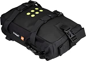Kriega Hecktasche Motorrad Motorradtasche Gepäcktasche Adventure Pack Os 6 Wasserdicht 6 Liter Schwarz Unisex Multipurpose Ganzjährig Polyamid Kriega Luggage Auto