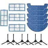Zealing Lot de 15 chiffons de nettoyage pour aspirateur Hosome G9070