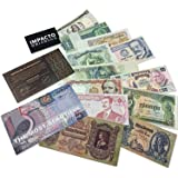 World Paper Money: The 13 Most Beautiful Banknotes in The World - Elevate Your Foreign Currency Collection with Old Banknotes