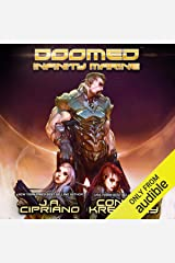 Doomed Infinity Marine Audible Audiobook