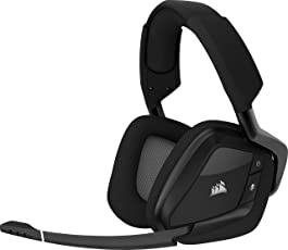 Corsair VOID PRO RGB WIRELESS Gaming Headset (PC, Wireless, Dolby 7.1) schwarz