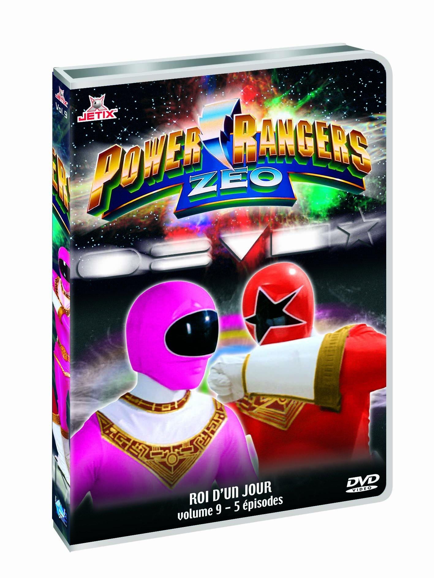 Power Rangers, Zeo - vol.9 [Edizione: Francia]