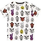 Five Nights at Freddy'S - Camiseta para niño - Five Nights at Freddy'S