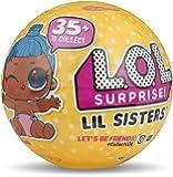 L.O.L. 550709E5CAZI Surprise Lil Sisters- Series 3-2 (6,6 x 6,6 x 6,6 cm)