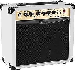 Neewer 20-Watt E-Gitarre Combo Verstärker mit 3-Band EQ, 2 Kanäle, ideal für Musik und Gitarren Liebhaber