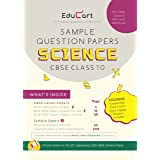 Educart CBSE Sample Question Papers Class 10 Science (For 2020 Exam)