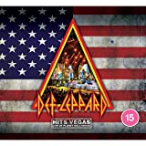 Def Leppard-Hits Vegas, Live at Planet Hollywood [Blu-Ray + CD]