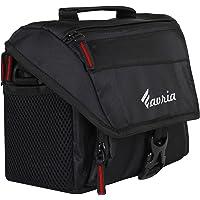 Favria Water Resistant Camera Bag, DSLR Camera Shoulder Bag, Outdoor Travel Camera Bag Case for Nikon Canon Sony…