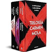 Trilogía Carmen Mola (pack con: La novia gitana | La red púrpura | La Nena)