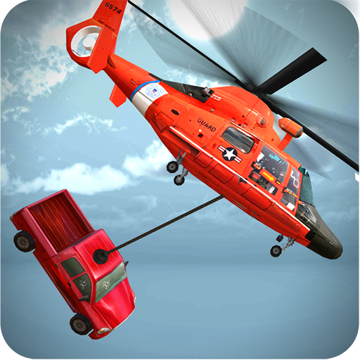Simulator Chopper-Spiele 3D - Spaß und anspruchsvolle Flugzeug und Hubschrauber fliegen Spiel für Kinder 2018 ()