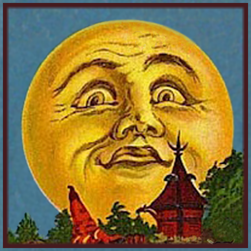 Vintage Halloween Live Wallpaper