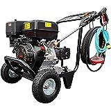 Hochdruckreiniger 13 PS ✔ Benzin Flächenreiniger mit 250 bar Arbeitsdruck ✔ Dampfstrahler