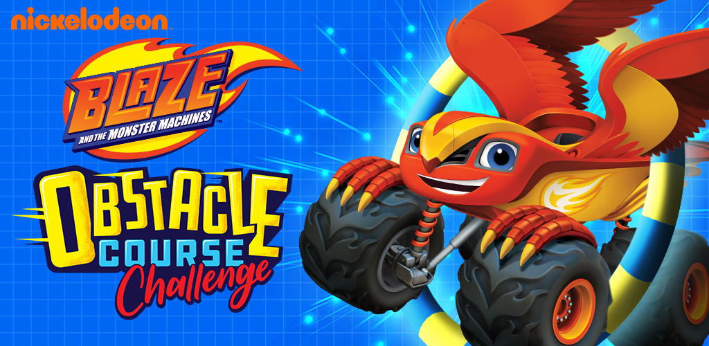 Blaze And The Monster Machines Obstacle Course Challenge Amazon