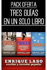 CORRER: Pack tres guías en UNA Versión Kindle