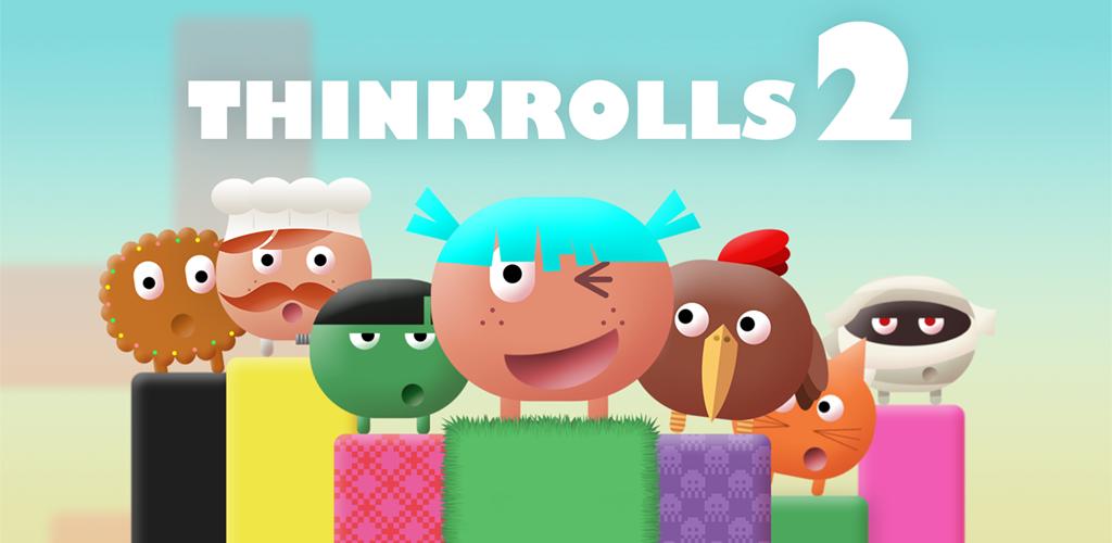 Thinkrolls 2 Capture d'écran