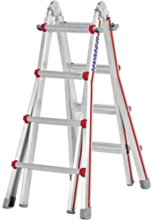Little Giant 10210BGA Klapptreppe 2 Stufen mit B/ügel