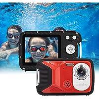 """GDC8026 wasserdichte Digitalkamera / 8X Digitalzoom / 16 MP / 1080P FHD / 2,8"""" TFT-LCD-Bildschirm/Unterwasserkamera für…"""