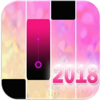Pink Magic Tiles 2018 Piano Edition