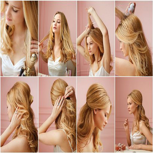 Hairstyle Lessons for Girls - Video Tutorials: Amazon.co
