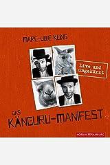 Das Känguru-Manifest (Känguru 2): 4 CDs Audio CD