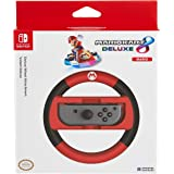 HORI - Nintendo Switch Mario Kart 8 Deluxe Wheel Attachment Mario Edition (Nintendo Switch)