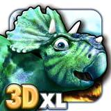 Dinosaur hunters puzzle spiele 3D für Kinder mit farbenfrohen 3D Dinosauriern und prähistorischen Tier Puzzles für Jungen und Mädchen
