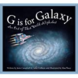 G Is for Galaxy: An Out of This World Alphabet (Sleeping Bear Alphabets)