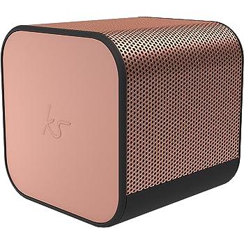 KitSound Boom Cube Portable Wireless Bluetooth Speaker - Rose Gold 7b14d73f96120