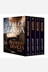 Magnificent Devices Books 9-12: Four steampunk adventure novels in one set (Magnificent Devices Boxset Book 4) Kindle Edition