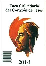 Taco Del Corazón De Jesús. Calendario De Pared 2014 (Corazon De Jesus 2014)