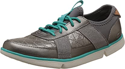Clarks Girl's Tri Mavis Boat Shoes
