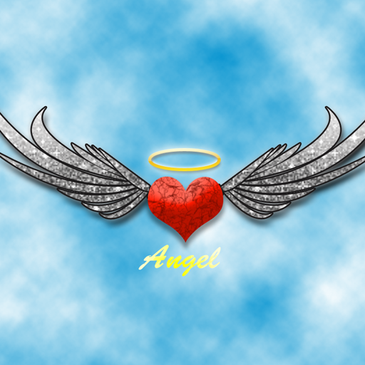 Angel Halo Wings (Angel Theme)