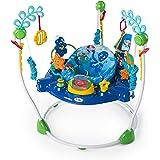 Baby Einstein, Saltador y Centro de actividades Neptune's Ocean Discovery con 15 juguetes interactivos multilingües, luz y mú