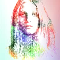 TypoPic: Word Photo Effect