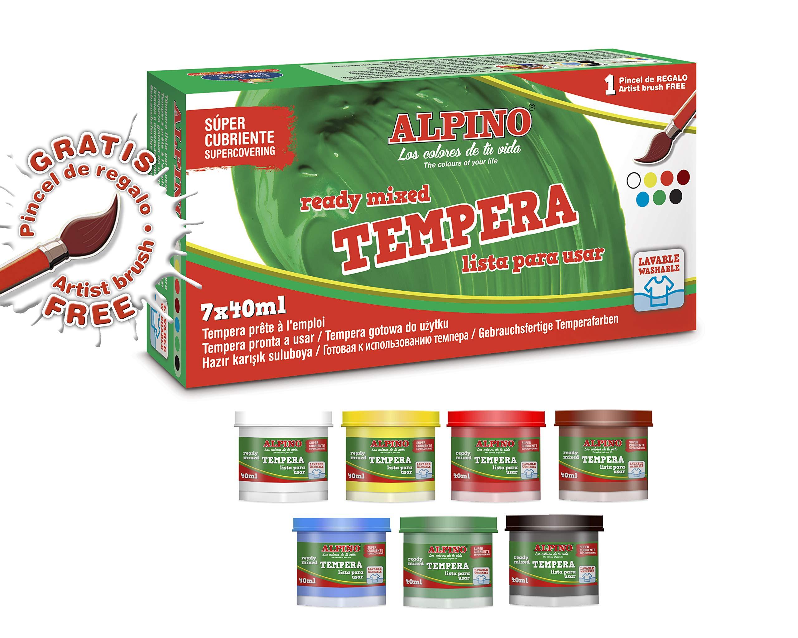 Alpino DM010921 – Tempera