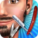 Friseur-Kinderhaar-Ausschnitt-Spiel