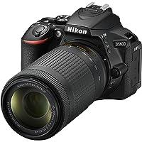 Nikon D5600 Reflex digitale, 24,2 Mpix, colore: nero