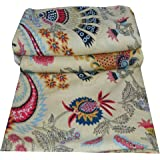 Home Tex Cotton Printed Jaipuri Fabric Salwar Suit Material for Women