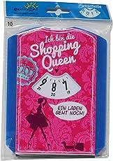 EigenArt Parkscheibe mit Spaßmotiv (Shopping Queen)